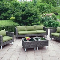 LORENA 5 PC. PATIO SET