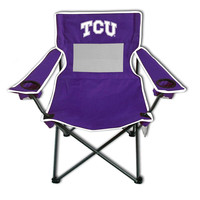 Texas Christian Horned Frogs NCAA Ultimate Adult Monster Mesh Tailgate Chair
