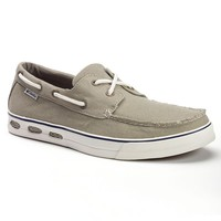 Columbia Sportswear Vulc 'N Vent Men's Canvas Boat Shoes