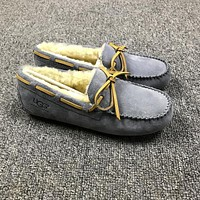 UGG Slippers DAKOTA Women Shoes GREY 5612
