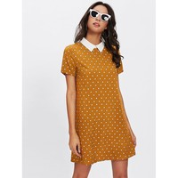 Polka Dotted III Dress - Multi