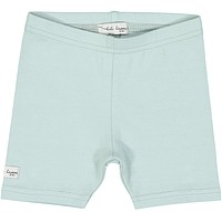 Lil Leggs Unisex-Baby Misty Green Short Leggings