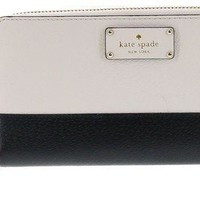 Kate Spade New York Neda Grove Street Leather Zip Around Wallet