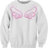 Cutie Winged Sweater