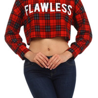 Flawless Fall Crop Top