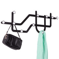 Umbra® 10-Hook Subway Rack