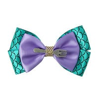 Disney The Little Mermaid Cosplay Hair Bow