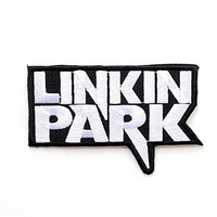 Linkin Park Applique Iron on Patch