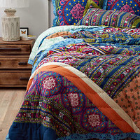 Anthropologie - Wildfield Quilt