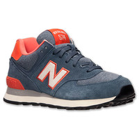 Women's New Balance 574 Pennant Casual Shoes