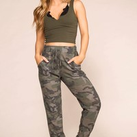 This Is It Camo Joggers