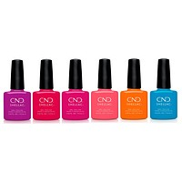 CND - Shellac Summer City Chic 2021 Collection (0.25 oz)