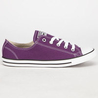 Converse Chuck Taylor Dainty Womens Shoes Elderberry  In Sizes