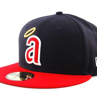 Los Angeles Angels of Anaheim MLB Cooperstown 59FIFTY