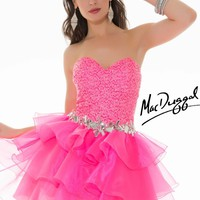 Mac Duggal Homecoming 76539N Dress