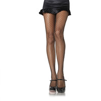 Industrial Net Tights Plus Size