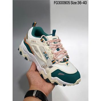 Fila Heritage Fluid Cheap Women's and men's Sports shoes