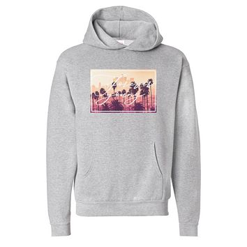 Forever Young Cali Pullover Hoodie