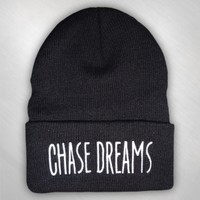 Kalin and Myles - Chase Dreams Cuff Beanie [KAMH4009]: Now Just $20.00