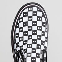 Vans X Lazy Oaf Slip On Trainers at asos.com