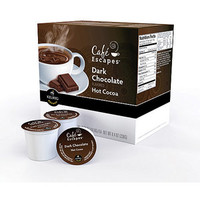 Walmart: Keurig K-Cups, Green Mountain Cafe Escapes Dark Chocolate Hot Cocoa, 16ct