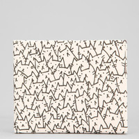 DYNOMIGHTY Pocket Full Of Cats Wallet - Urban Outfitters