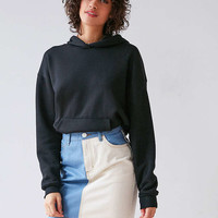 BDG Two-Tone Pencil Mini Skirt - Urban Outfitters