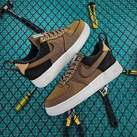Carhartt Wip X Nike Air Force 1 07 Prm Af1 Low Fashion Shoes