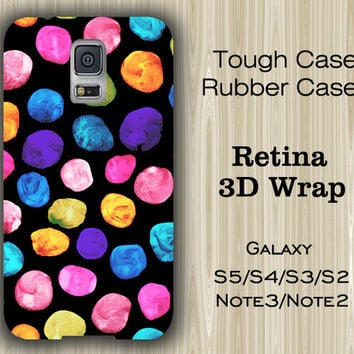 Color Palette Pattern Samsung Galaxy S5/S4/S3/Note 3/Note 2 Case