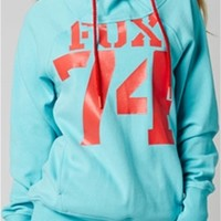 Fox Racing Thrilling Pullover Hoody for Women 10585-376