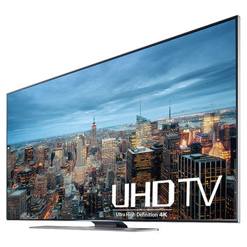 "4K UHD JU7100 Series Smart TV - 85"" Class (84.5"" Diag.)"