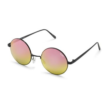 Electric Dreams Round Sunglasses