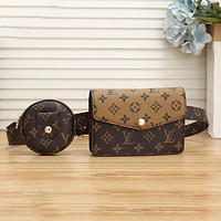 Louis Vuitton Vivienne LV Monogram Belt bag Shoulder Bag