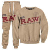 Raw Paper Blunts Tracksuit