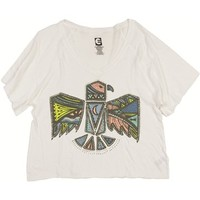 Billabong Women's Details Please T-Shirt White