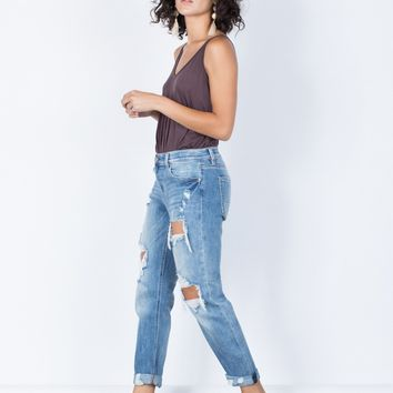 Your Laid-Back Jeans
