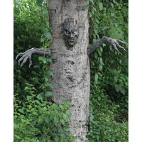Spooky Living Tree Halloween Decoration - Walmart.com