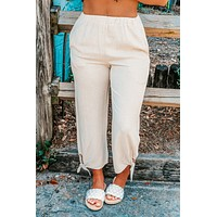 Everything Goes Pants: Tan