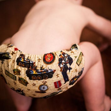 Marines Diaper Cover, USM Diaper Cover, Baby Diaper Cover, Nappy Cover, Baby Bloomers, Girls Diaper Cover, Boys Diaper Cover, USM, Baby Boy
