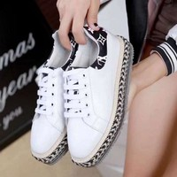 LV Louis Vuitton Women Sneakers Sport Shoes