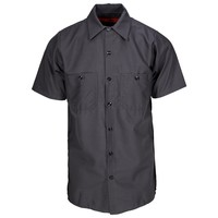 Industrial Work Shirt Charcoal