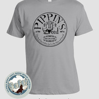 Pippin's Pipe Weed T-shirt LOTR Inspired Lord of the Rings Hobbit Gandalf Elves Dwarves Middle Earth Tolkein