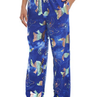 Disney Lilo & Stitch Stitch Hologram Guys Pajama Pants