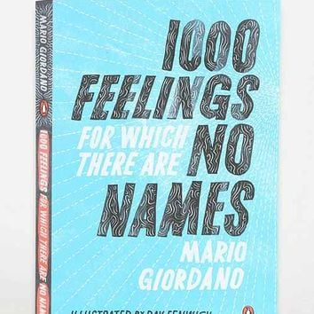 1,000 Feelings For Which There Are No Names By Mario Giordano, Ray Fenwick & Isabel Fargo Cole - Assorted One