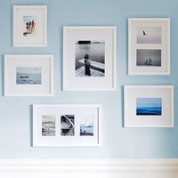 Gallery Frames, Set of 6