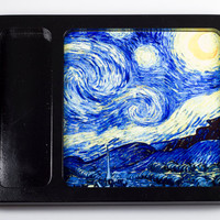 Starry Night Rolling Tray - Black Option Now available! - Rolling Trays, Weed Trays, Cannabis