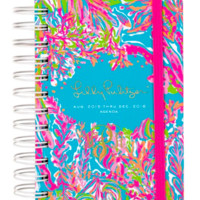 Lilly Pulitzer Pocket 17 Month Agenda- Scuba to Cuba