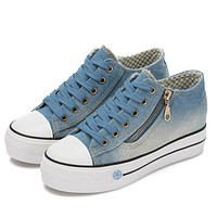 Cute Casual Canvass Sneakers