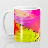 TROPICALIA Mug by Chrisb Marquez