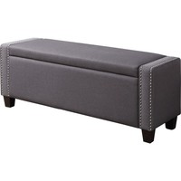 Colt Upholstered Storage Bedroom Bench